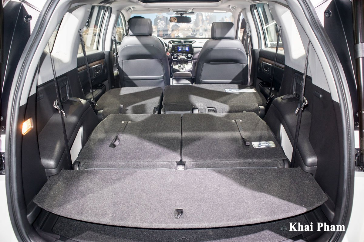 Ảnh Khoang hành lý xe Honda CR-V 2020 a