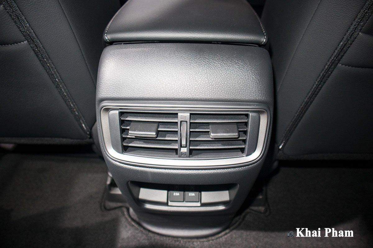 Ảnh cổng gió xe Honda CR-V L 2020