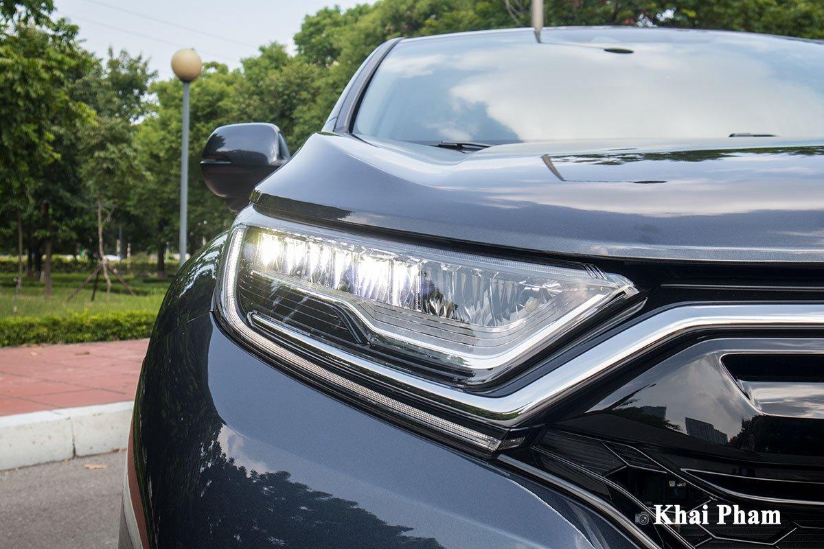 Ảnh đèn pha xe Honda CR-V L 2020
