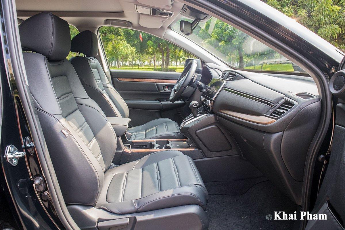 Ảnh ghế phụ xe Honda CR-V L 2020 a1