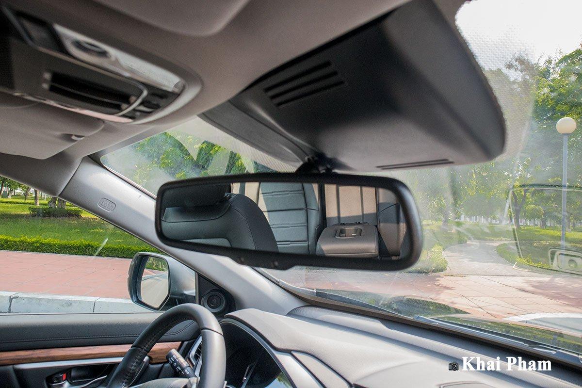 Ảnh gương chiếu hậu xe Honda CR-V L 2020