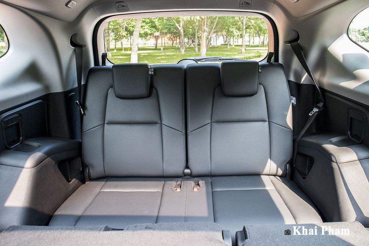 Ảnh ghế cuối xe Honda CR-V L 2020