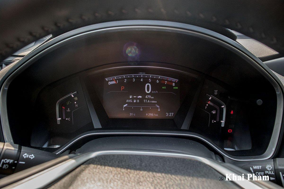 Ảnh đồng hồ xe Honda CR-V L 2020 a1