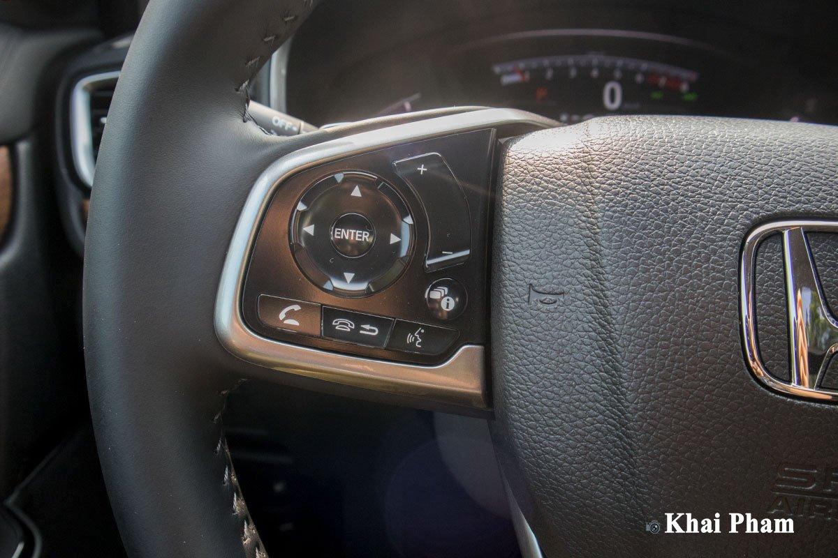Ảnh nút bấm xe Honda CR-V L 2020