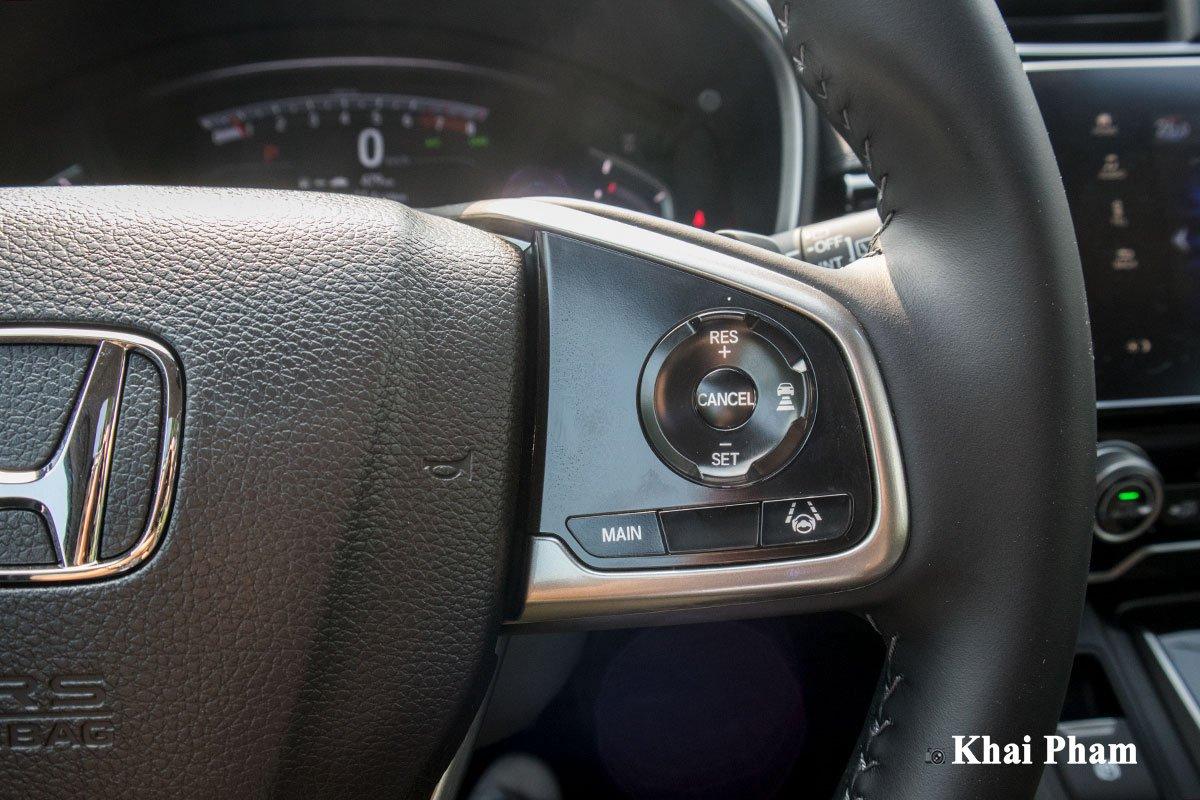 Ảnh nút bấm xe Honda CR-V L 2020 a1