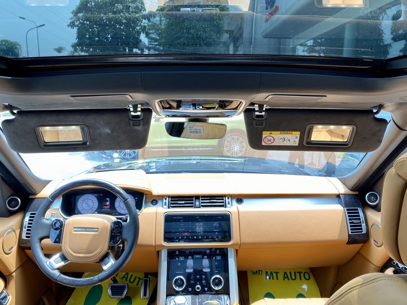 Cần bán - giá xe Range Rover SV Autobiography L 2020 hai màu, giá tốt (11)