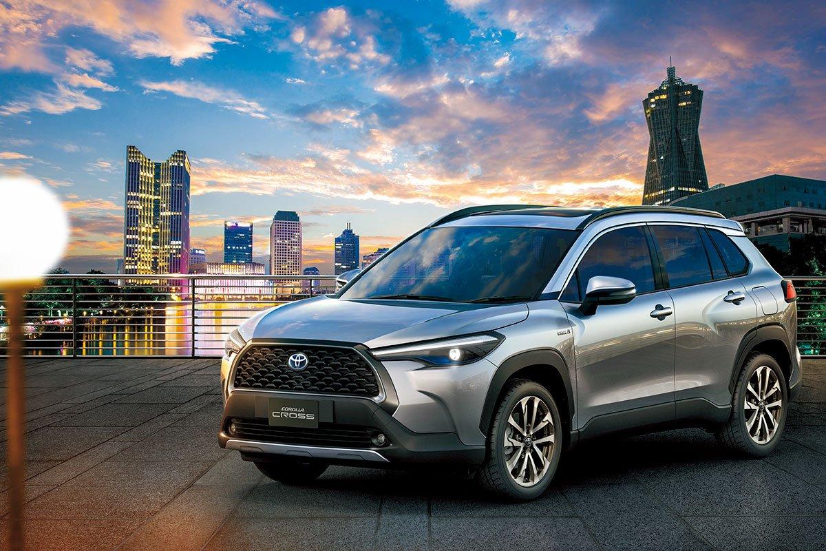 Đánh giá xe Toyota Corolla Cross 2020-2021: Tổng thể.