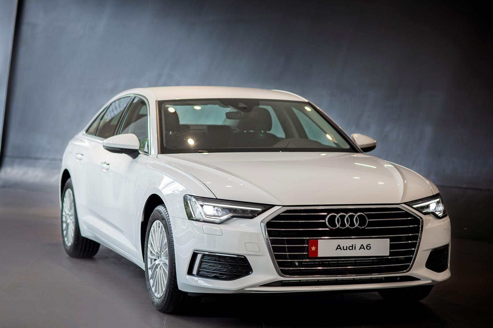 Audi A6 2021: Giá xe A6 mới nhất & giá lăn bánh (01/2021)