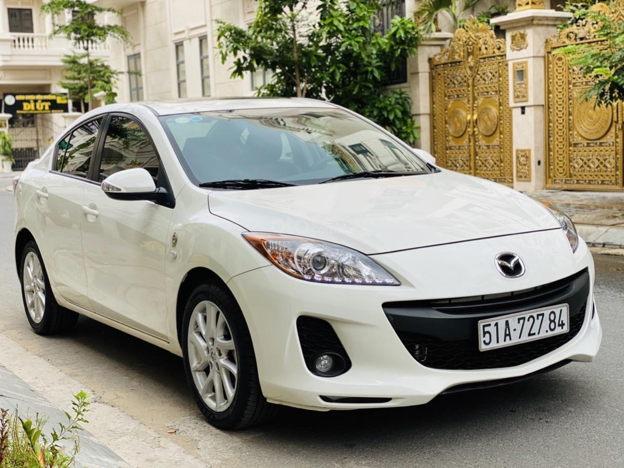 Xe Mazda 3S năm sản xuất 2013 bản đặc biệt (1)