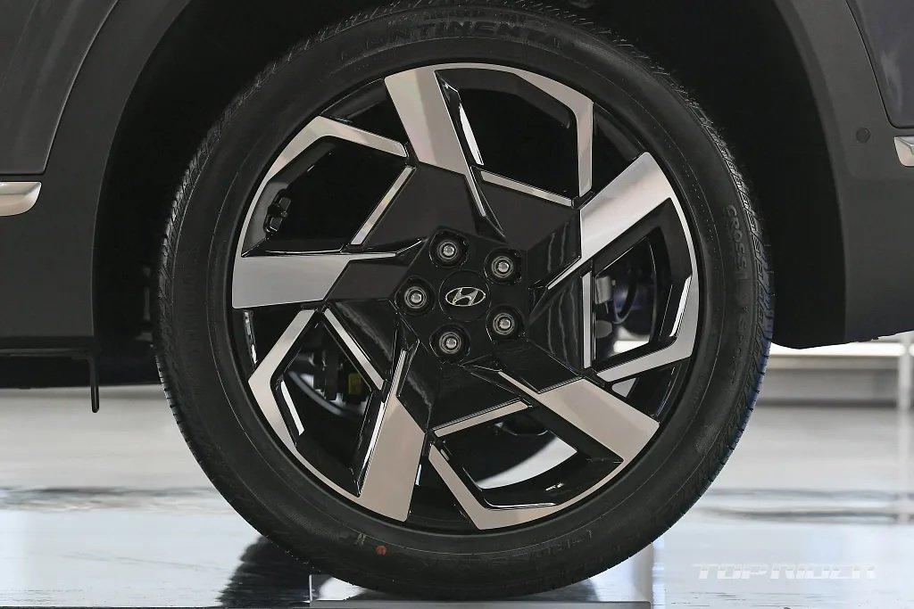 Thân xe Hyundai Santa Fe 2021 - 1.