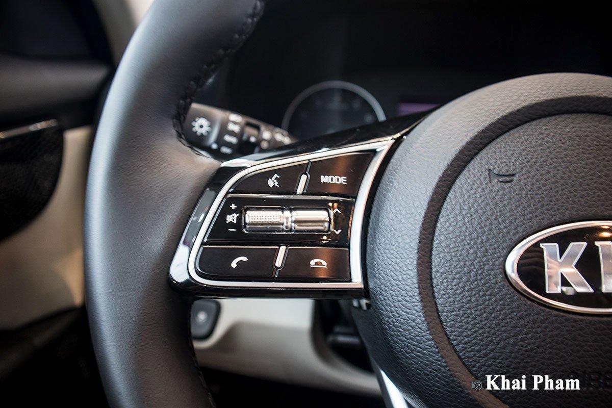Ảnh nút bấm xe Kia Seltos Luxury 2020