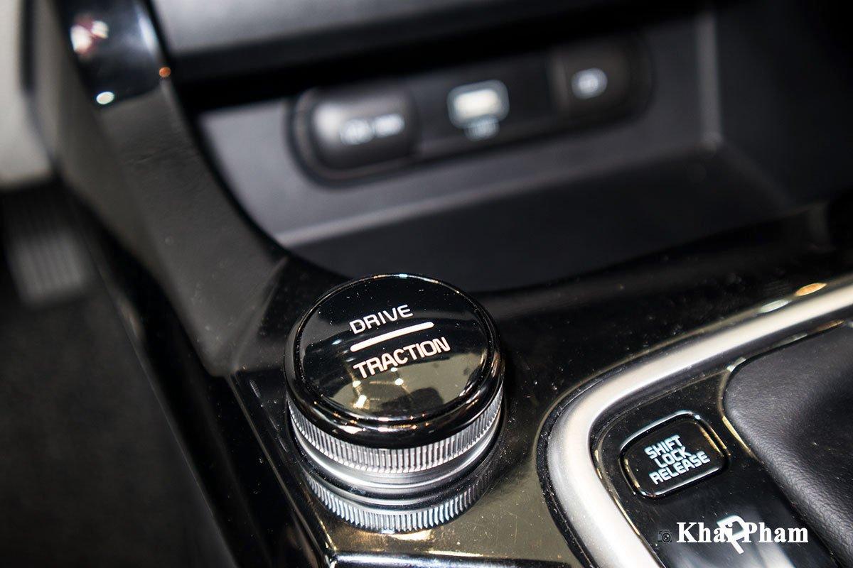 Ảnh chế độ lái xe Kia Seltos Luxury 2020