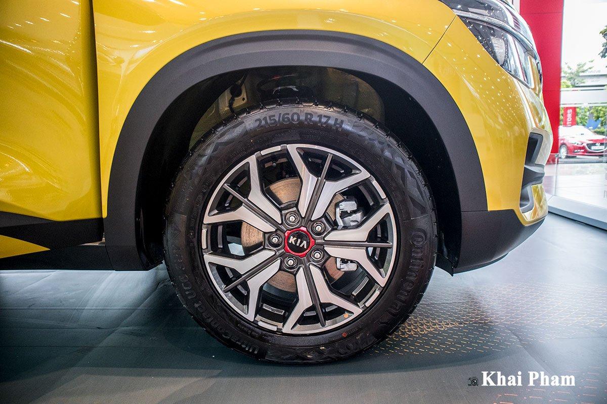 Ảnh la-zăng xe Kia Seltos Luxury 2020