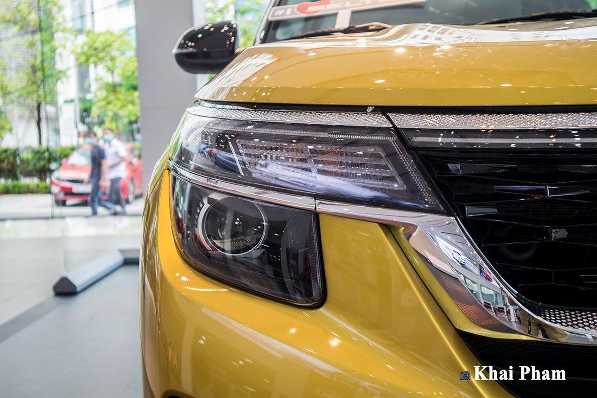 Ảnh đèn pha xe Kia Seltos Luxury 2020