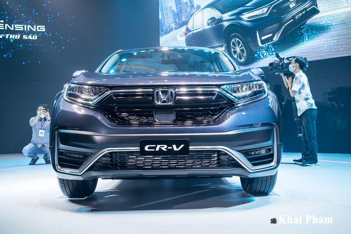 ngoại thấtxe Honda CR-V 2020 1