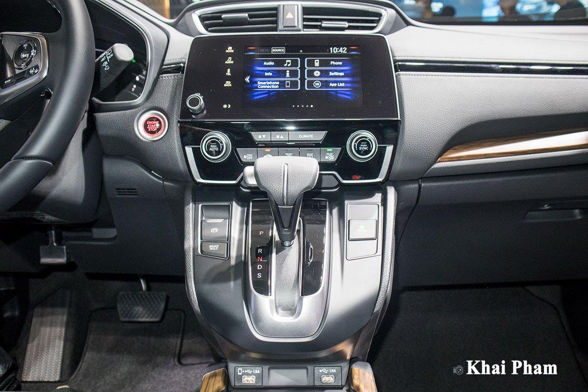 hệ thống giải trí của Honda CR-V 2020 1