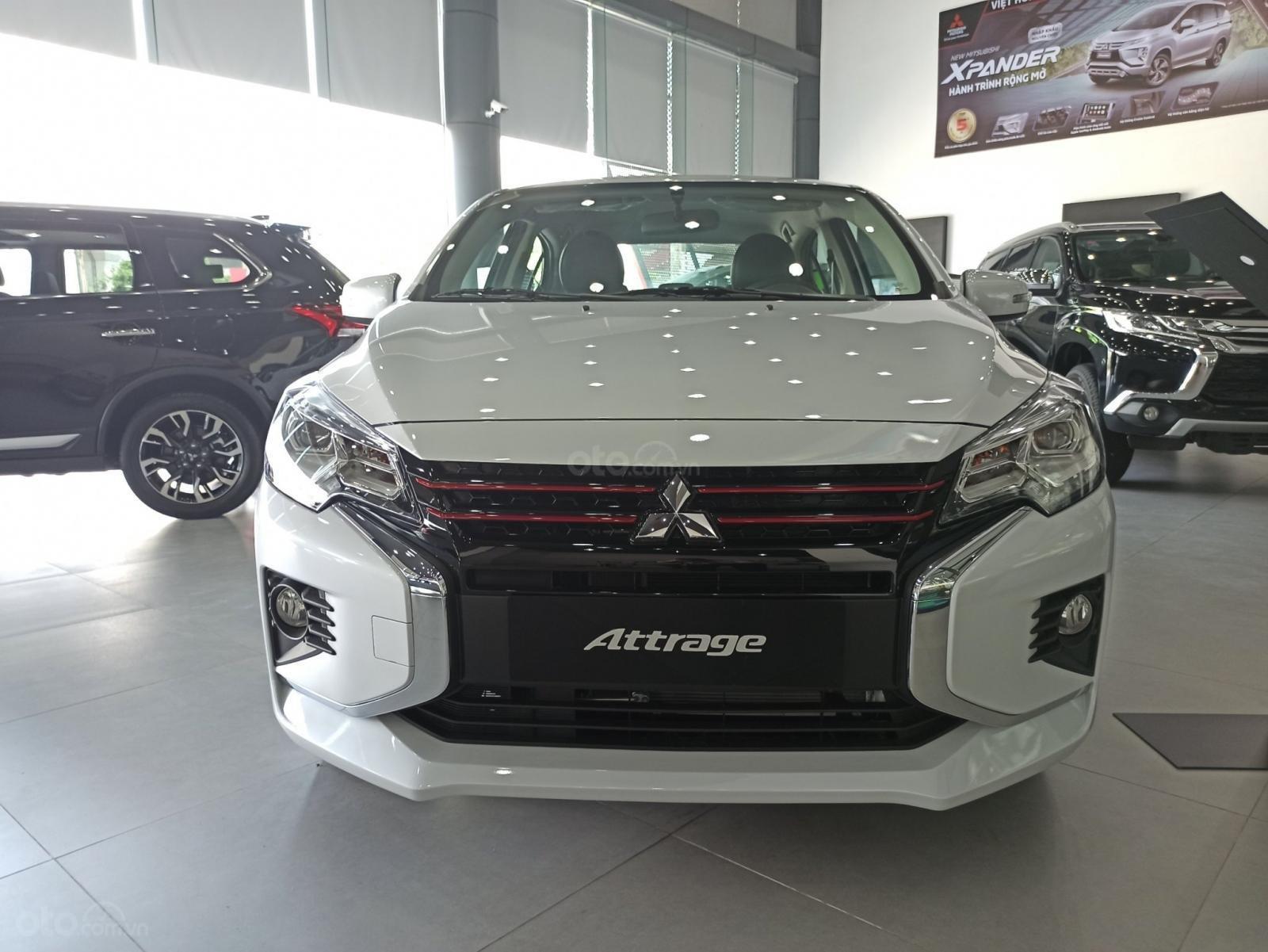 [Hot] Attrage được Mitsubishi tặng 50% thuế trước bạ, chỉ với 100 triệu có xe đi ngay (1)
