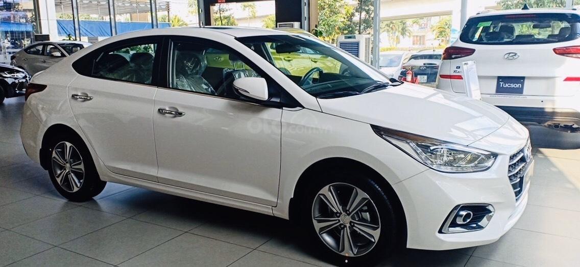 Hyundai Accent 1.4 AT đặc biệt, ưu đãi lớn (1)