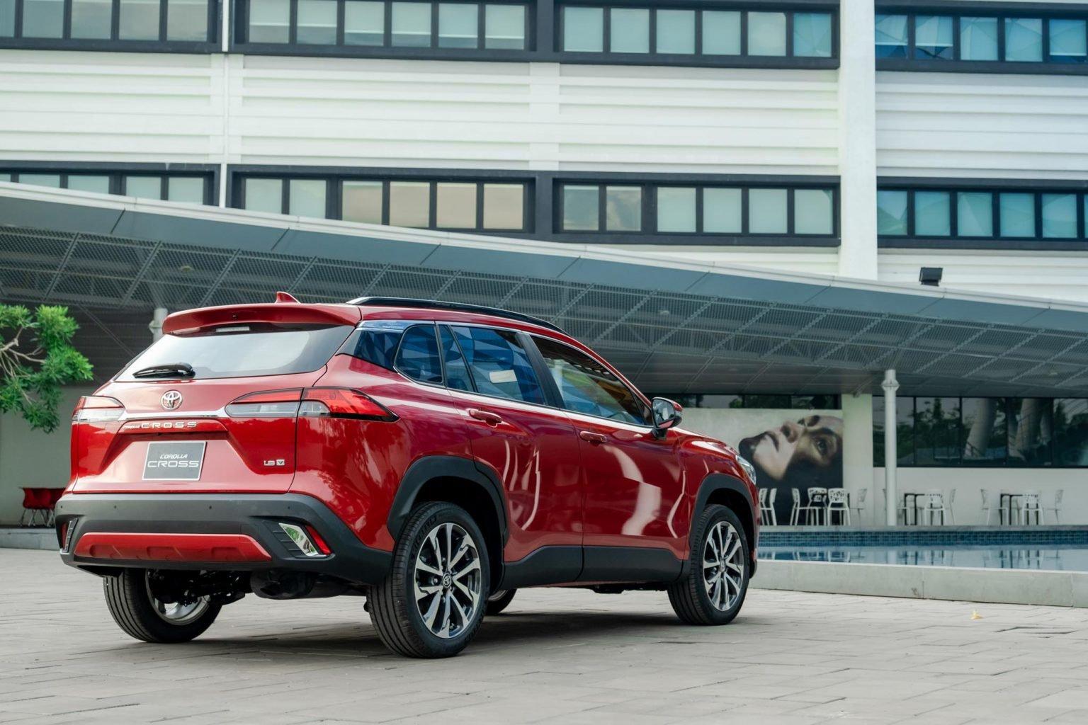 """Toyota Corolla Cross - """"Át chủ bài"""" chính thức ra mắt thị trường Việt Nam - Ảnh 2."""