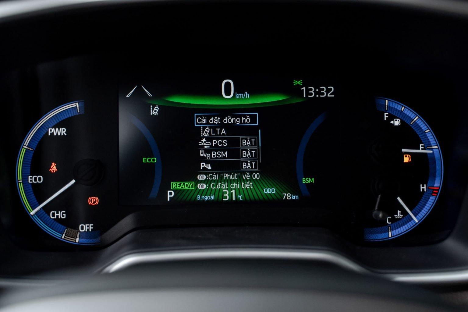 """Toyota Corolla Cross - """"Át chủ bài"""" chính thức ra mắt thị trường Việt Nam - Ảnh 9."""