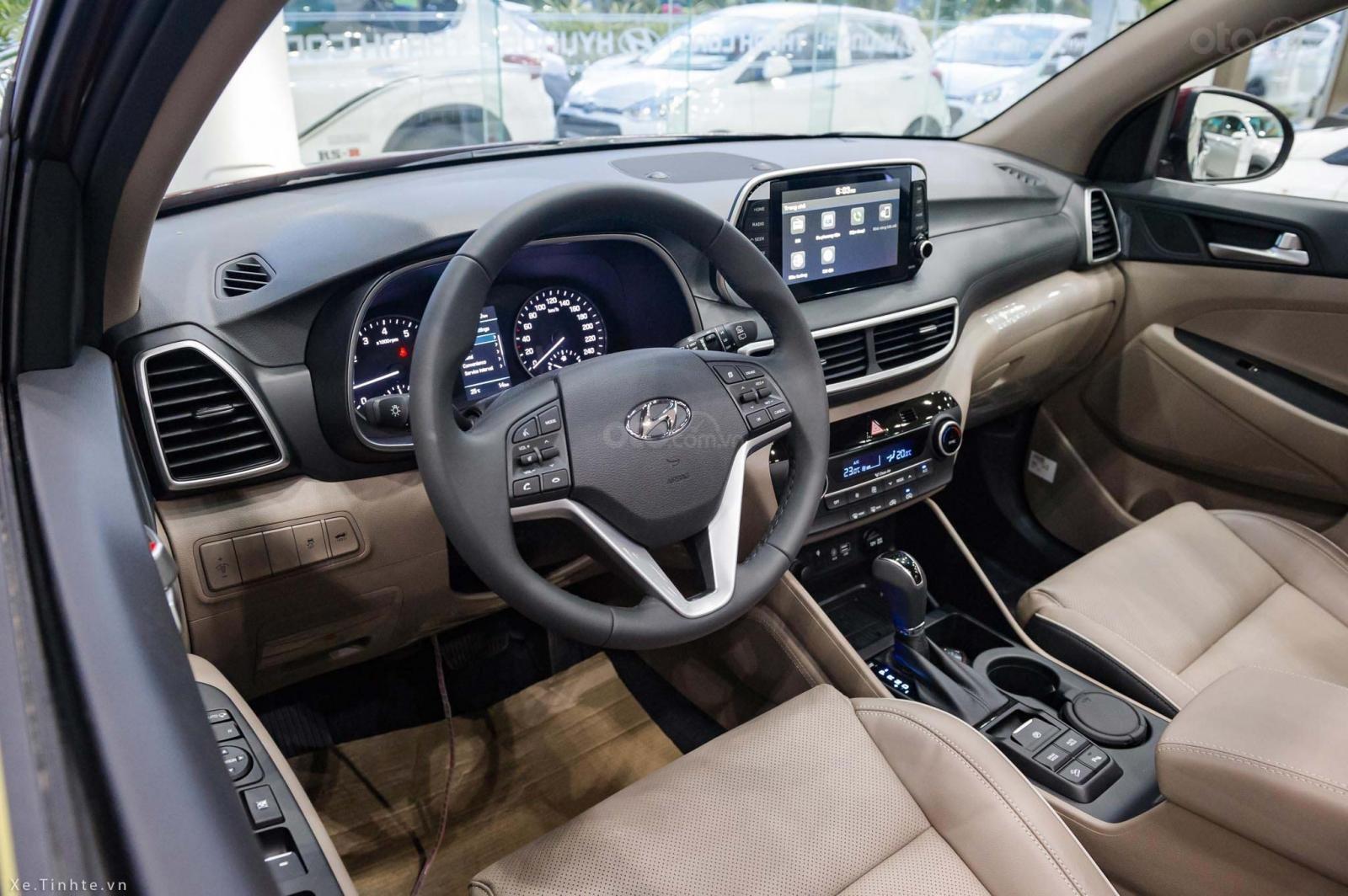 Hyundai Tucson 2.0 xăng đặc biệt 2020, đủ phiên bản - đủ màu, ưu đãi lớn tháng 11, hỗ trợ trả góp tới 85% giá trị xe (7)