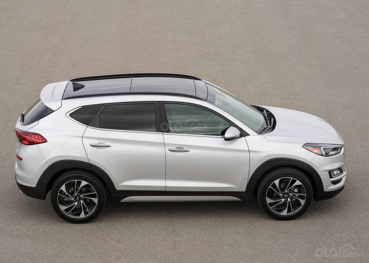 Hyundai Tucson 1.6 Turbo 2020, ưu đãi lớn, giao xe ngay (2)