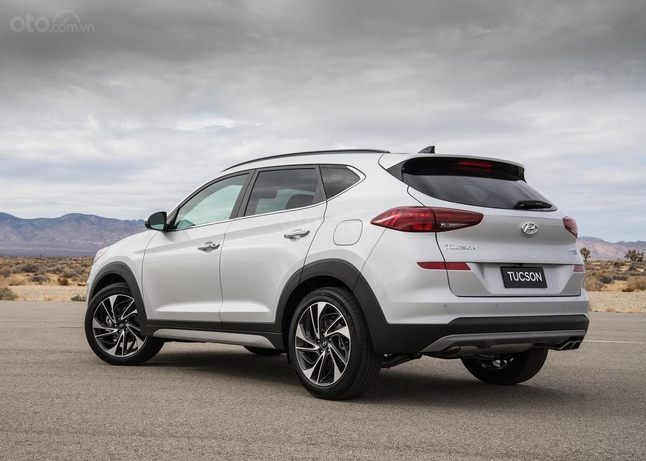 Hyundai Tucson 1.6 Turbo 2020, ưu đãi lớn, giao xe ngay (3)
