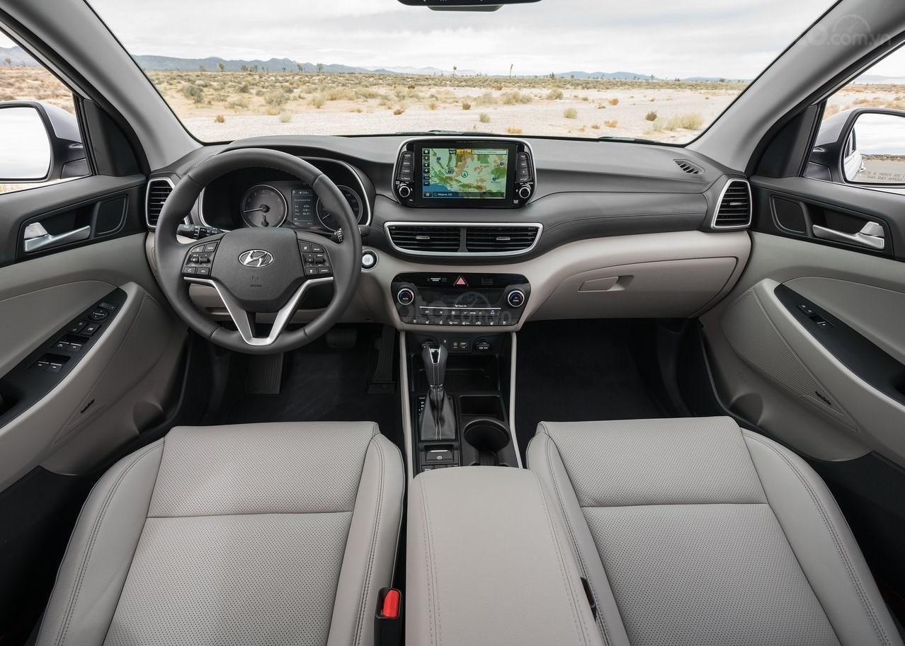 Hyundai Tucson 1.6 Turbo 2020, ưu đãi lớn, giao xe ngay (4)