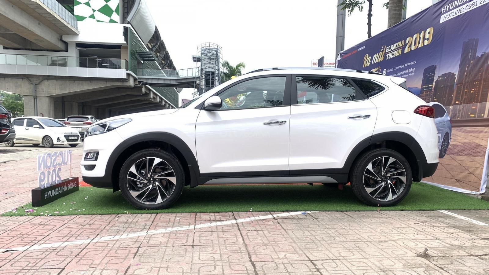 Hyundai Tucson 1.6 Turbo 2020, ưu đãi lớn, giao xe ngay (6)