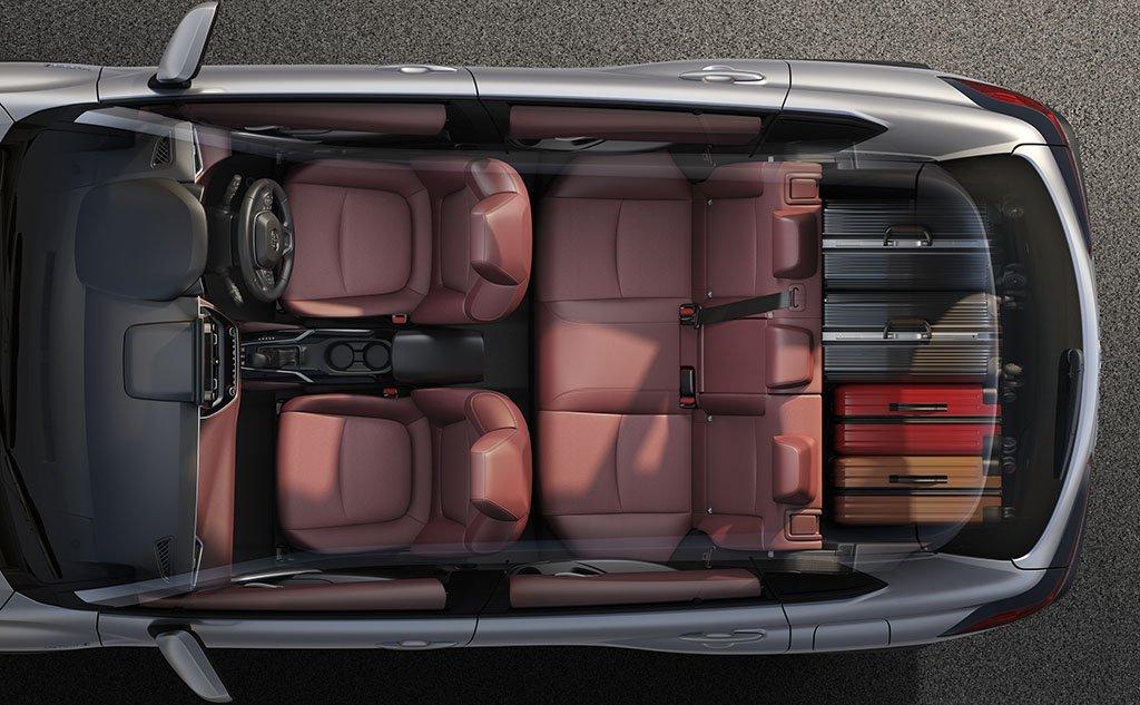 Nội thất Toyota Corolla Cross 2020 dành cho thị trường Việt Nam a2