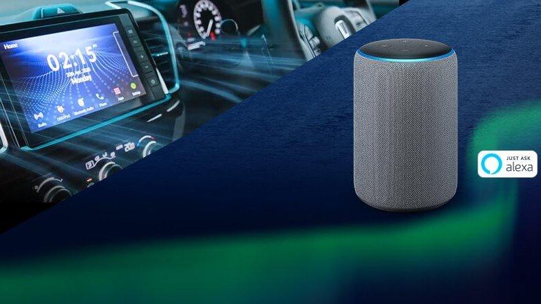 Công nghệ kết nối Alexa trên Honda City 2020...