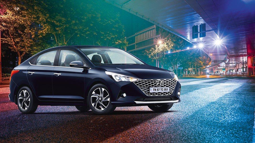 Ảnh Hyundai Accent 2020 nâng cấp