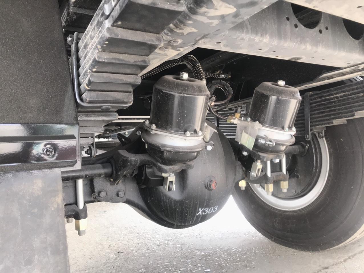 Bán xe tải Giải Phóng 8 tấn thùng dài 8 mét - Xe tải Faw 8 tấn trả trươc 170Tr nhận xe - KM 100% thuế TB - tặng dầu (8)