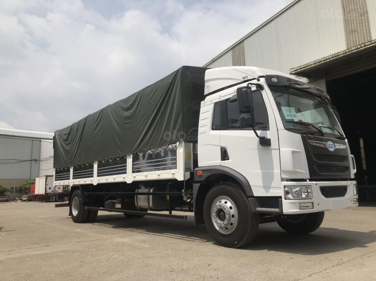 Bán xe tải Giải Phóng 8 tấn thùng dài 8 mét - Xe tải Faw 8 tấn trả trươc 170Tr nhận xe - KM 100% thuế TB - tặng dầu (3)