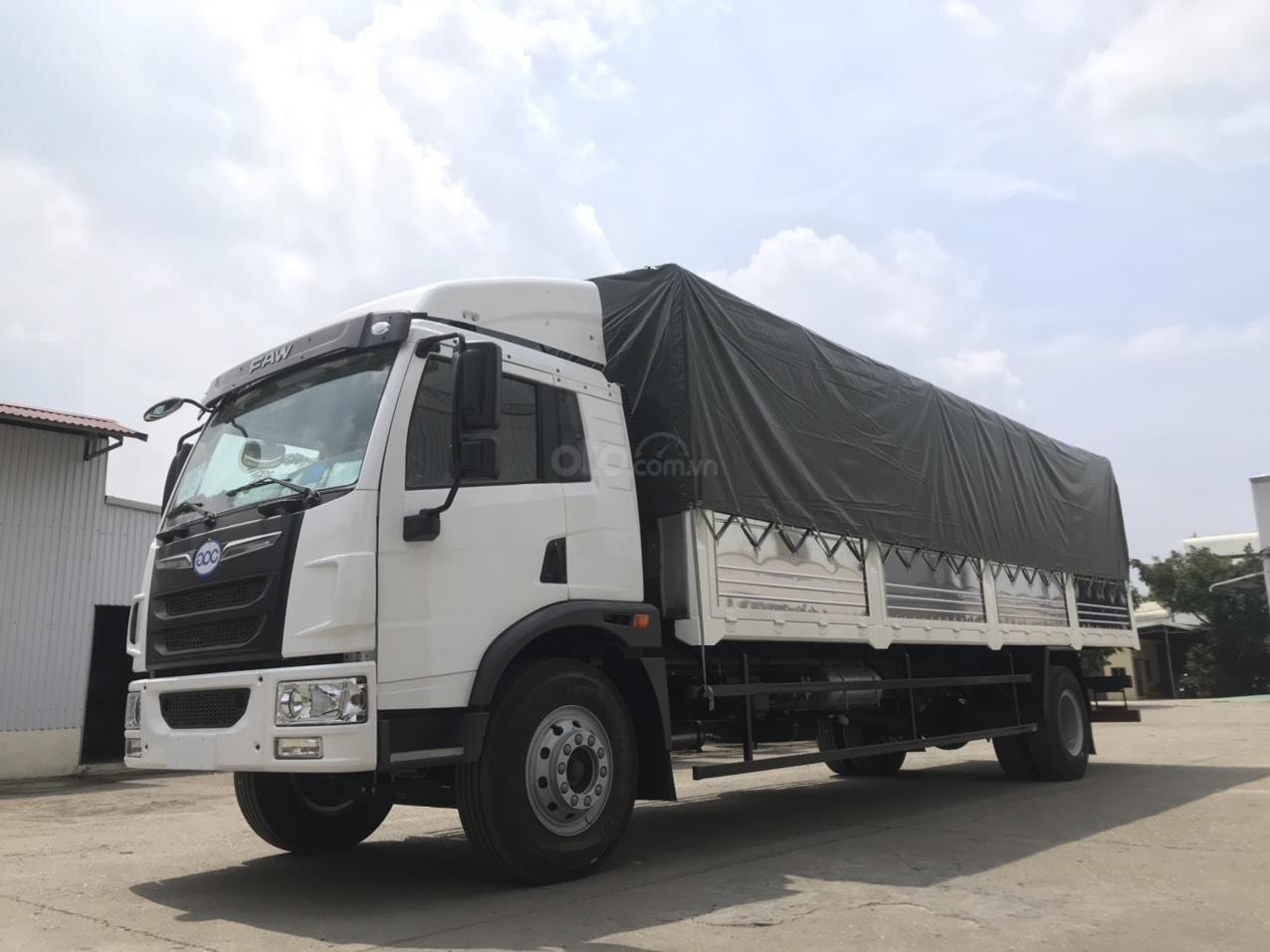 Bán xe tải Giải Phóng 8 tấn thùng dài 8 mét - Xe tải Faw 8 tấn trả trươc 170Tr nhận xe - KM 100% thuế TB - tặng dầu (1)
