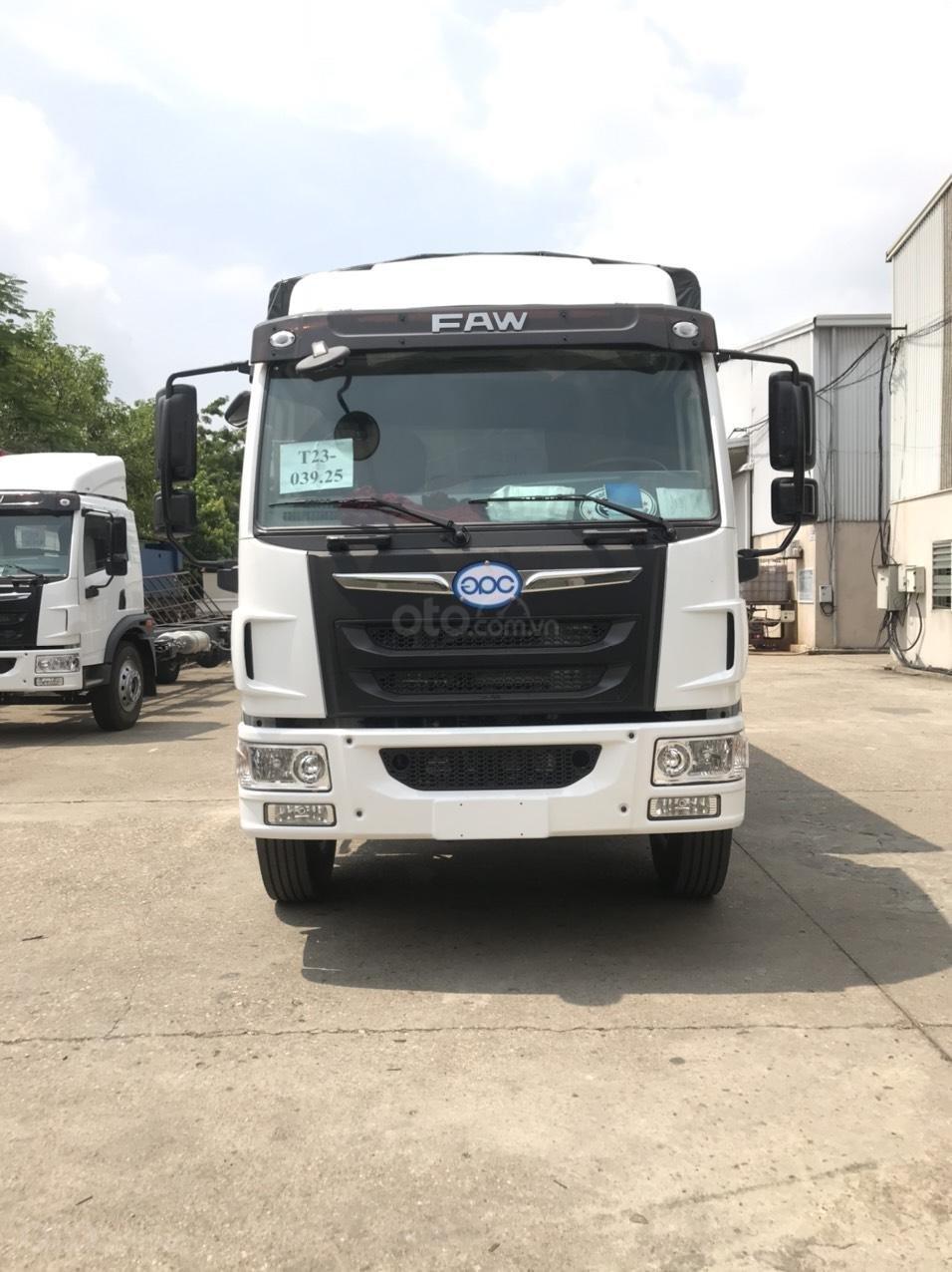 Bán xe tải Giải Phóng 8 tấn thùng dài 8 mét - Xe tải Faw 8 tấn trả trươc 170Tr nhận xe - KM 100% thuế TB - tặng dầu (2)