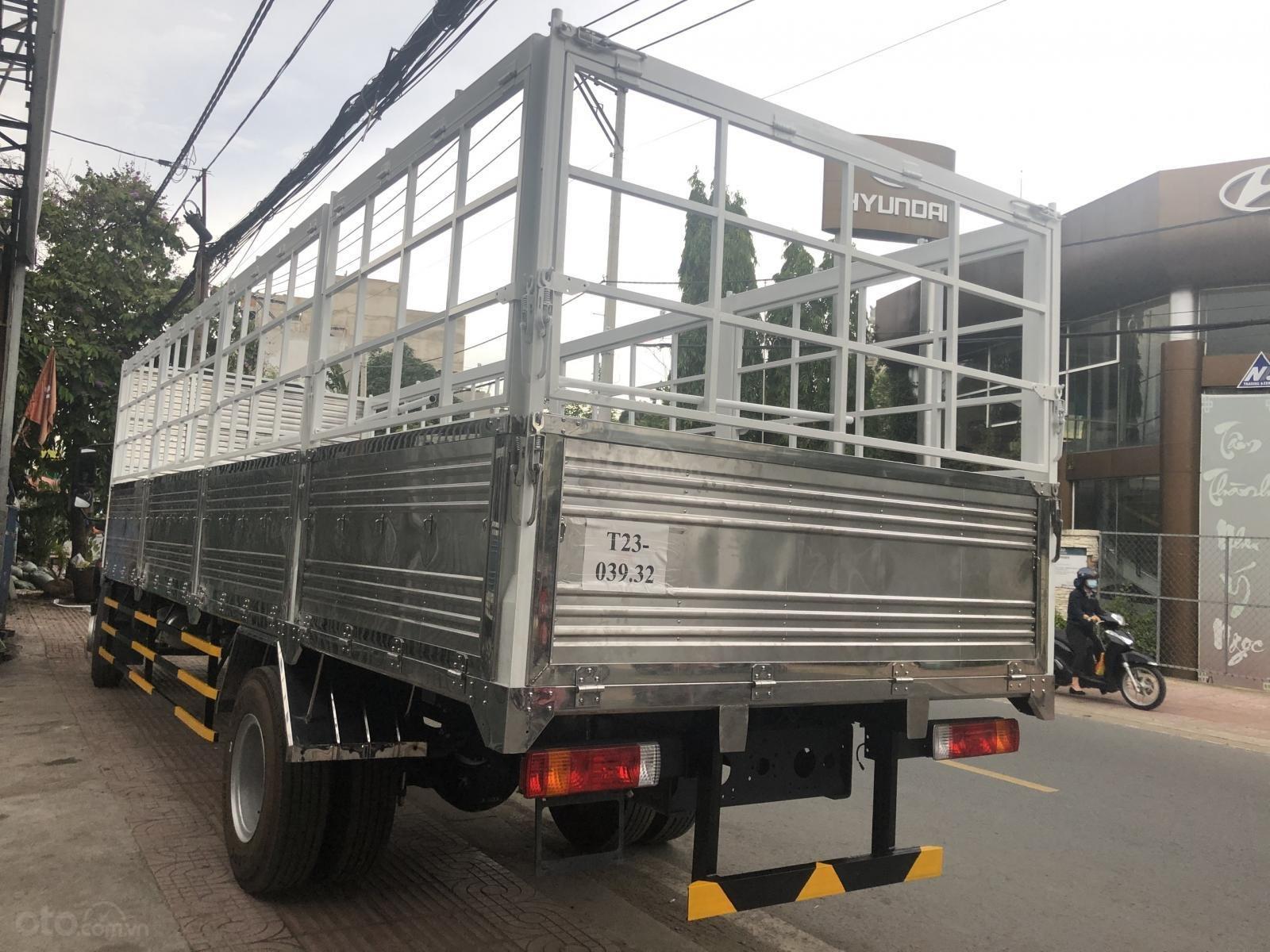 Bán xe tải Giải Phóng 8 tấn thùng dài 8 mét - Xe tải Faw 8 tấn trả trươc 170Tr nhận xe - KM 100% thuế TB - tặng dầu (5)