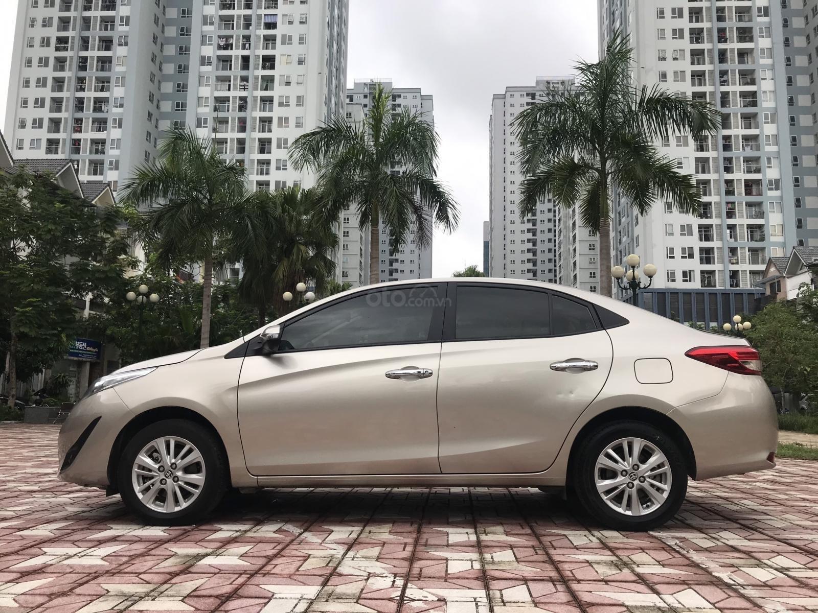 Cần bán gấp Toyota Vios đời 2019, 558 triệu (4)