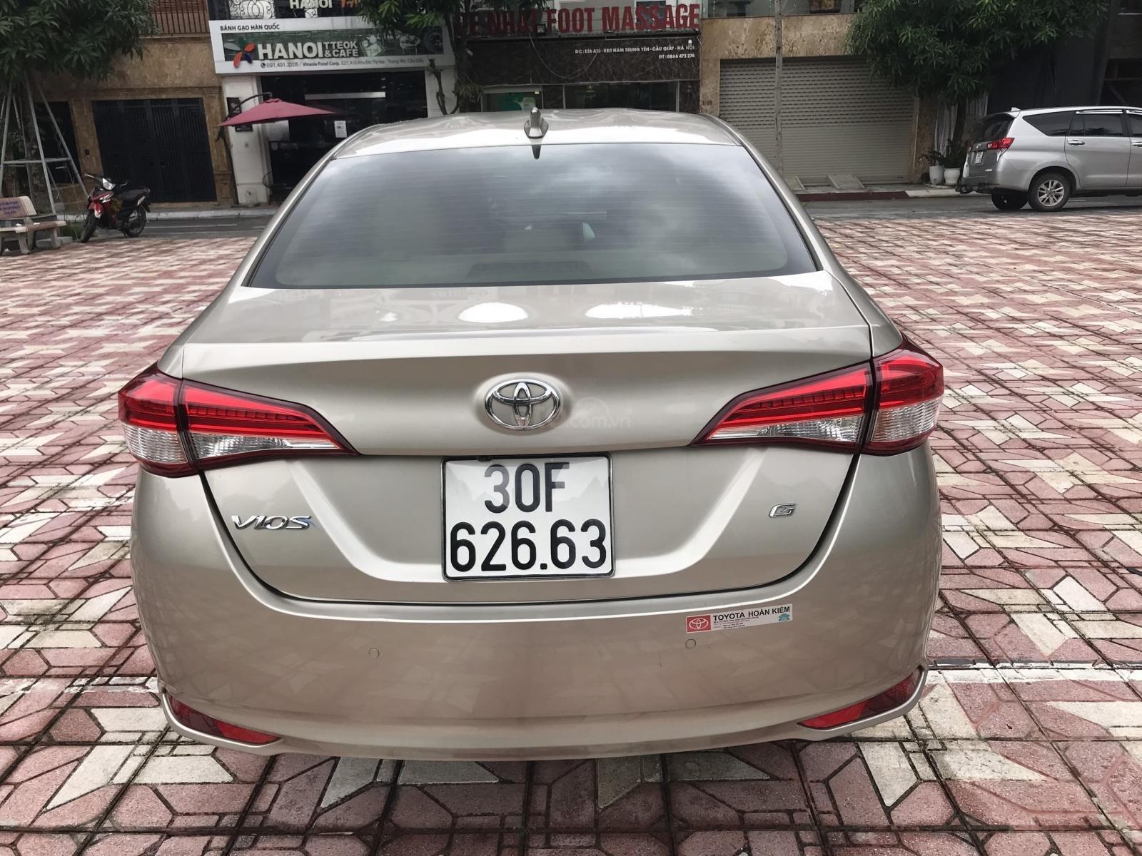 Cần bán gấp Toyota Vios đời 2019, 558 triệu (3)