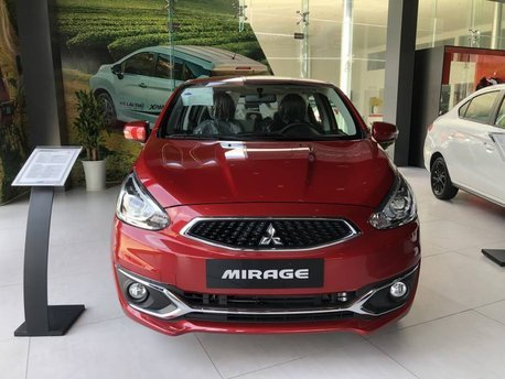 Mitsubishi Mirage ngừng bán tại thị trường Việt Nam, sắp tung bản nâng cấp mới