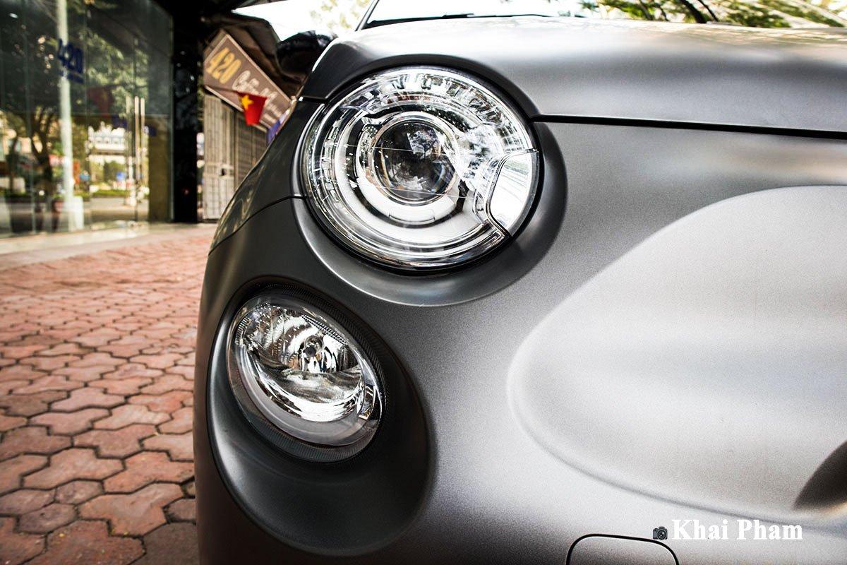 Ảnh Đèn pha xe Fiat 500 595 Abarth Esseesse 2020