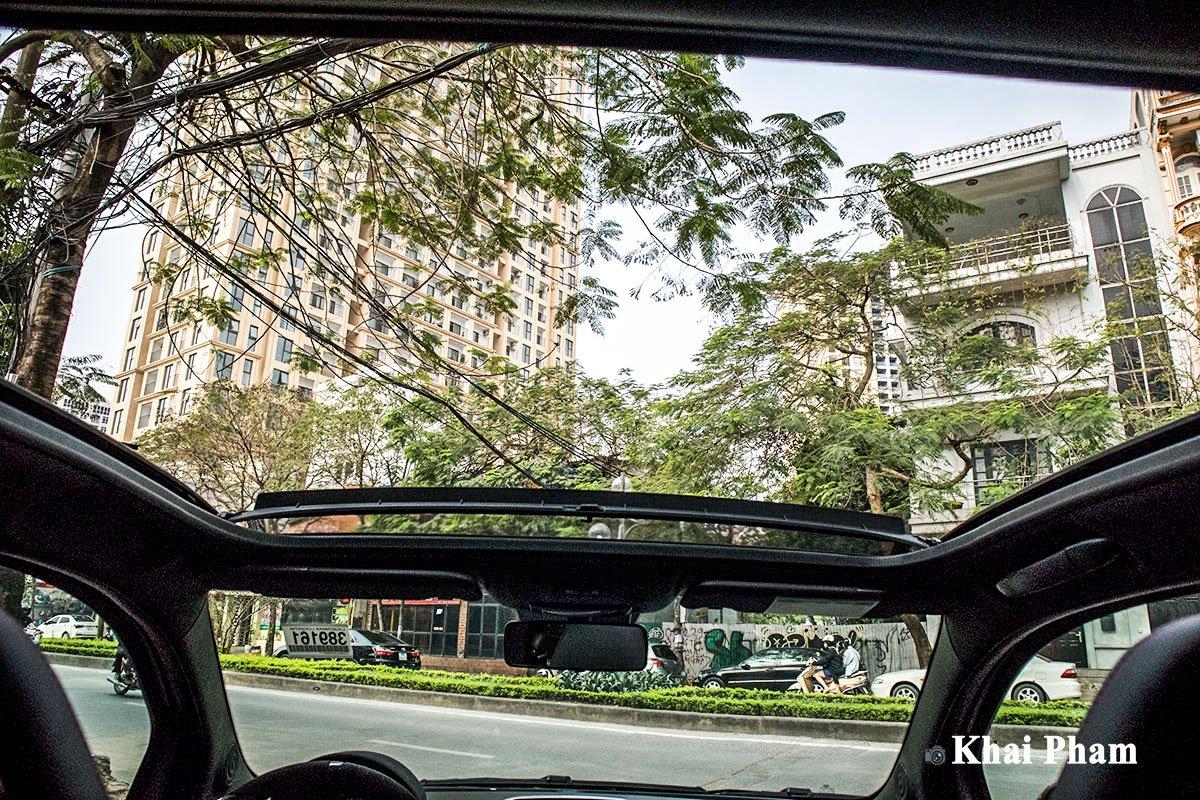 Ảnh Cửa sổ trời xe Fiat 500 595 Abarth Esseesse 2020
