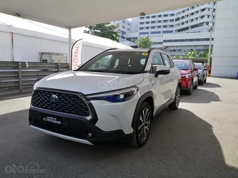 Thông số kỹ thuật xe Toyota Corolla Cross 2020: Trang bị an toàn 1