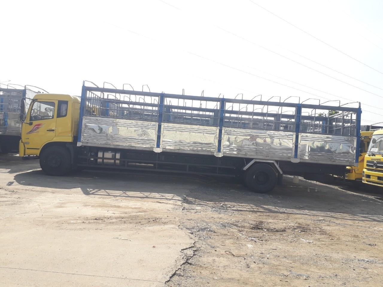 Xe tải Dongfeng 8 tấn B180 thùng dài 9m5 động cơ Cummins nhập khẩu  - hỗ trợ cho vay toàn quốc - 200tr nhận xe (2)