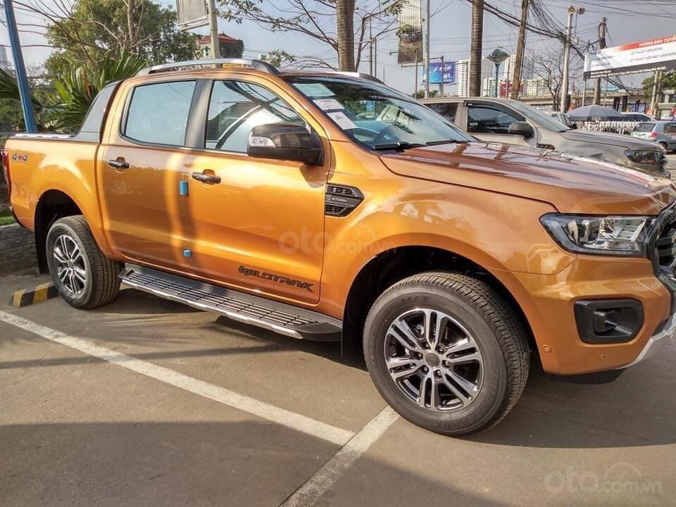 [Siêu ưu đãi tháng cuối năm] Ford Ranger 2020 giá chỉ từ 565 triệu, hỗ trợ trả góp 80%, giao xe ngay, bao giá toàn quốc (1)