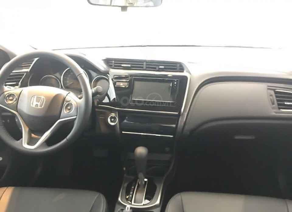 Bán Honda City sản xuất 2020, màu trắng, giá 599tr (5)
