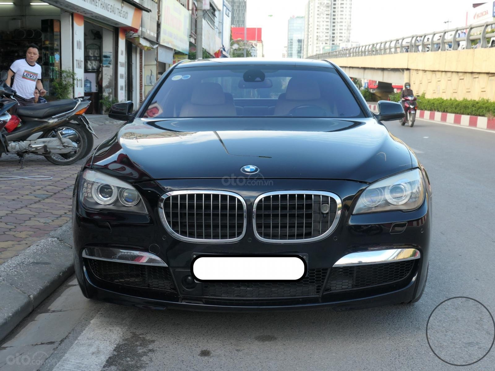 BMW 740Li model 2011 trang bị M Sport Package, full option (1)