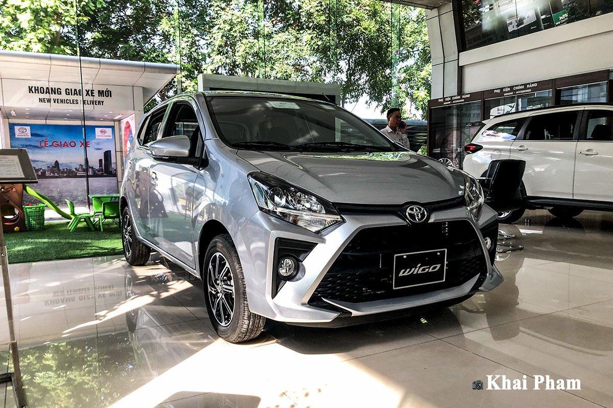 Toyota Wigo 2020 mới ra mắt thị trường Việt 1
