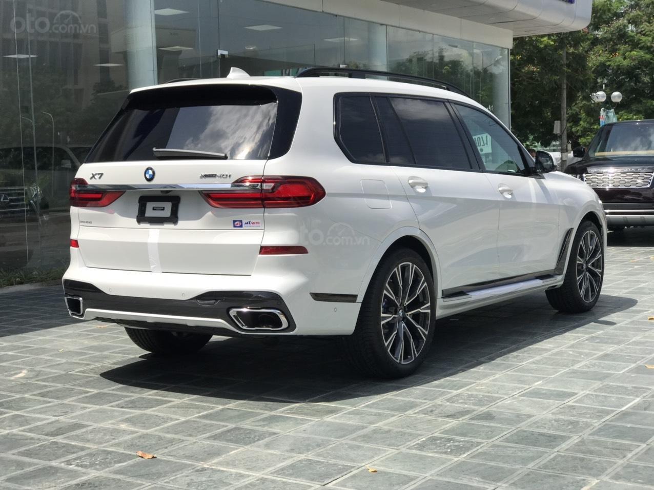 Bán ô tô BMW X7 xDrive 40i Msport SX 2020, màu trắng, nhập khẩu, mới 100% (3)