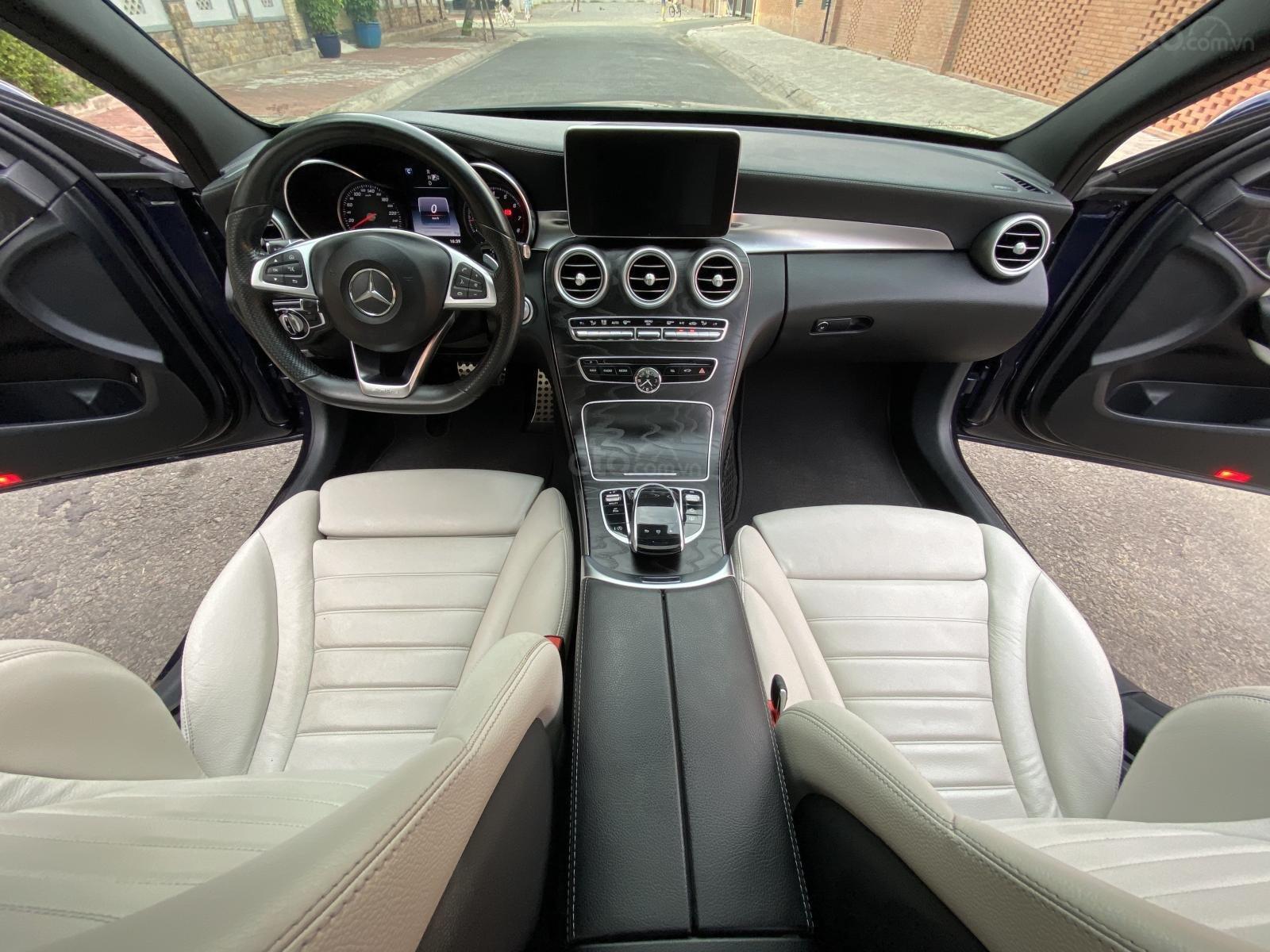 Mercedes C250-AMG, xe chuẩn zin, đẹp, hỗ trợ ngân hàng (9)